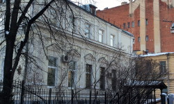 Москва, Малый Харитоньевский переулок, 6
