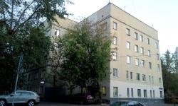 Москва, 4-я Сокольническая улица, 2
