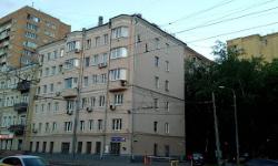 Москва, Большая Пироговская, 35а, строение 1