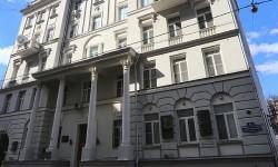 Москва, Большой Ржевский переулок, 11