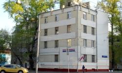 Москва, Бакунинская, 58