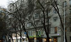 Москва, Чистопрудный бульвар, 12