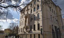 Москва, Хохловский переулок, 3, строение 1