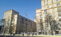 Москва, Ленинградский проспект, 14