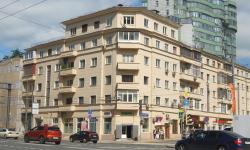 Москва, проспект Мира, 56, строение 2