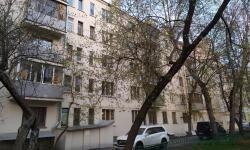 Москва, Плющиха, 9а