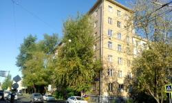 Москва, улица Солженицына (б. Большая Коммунистическая), 24