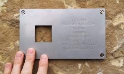 Проект «Последний адрес» приостанавливает установку памятных знаков до улучшения ситуации