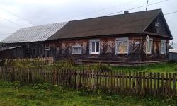 Пермский край, Еловский район, деревня Мичура