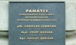 Три таблички «Последнего адреса» появятся в чешском городе Пльзень