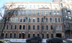 Санкт-Петербург, 14-я линия Васильевского острова, 23