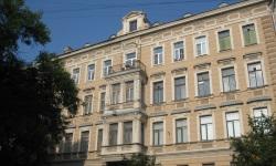 Санкт-Петербург, 4-я линии Васильевского острова, 5