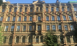 Санкт-Петербург, улица Чайковского, 77