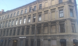Санкт-Петербург, улица Чехова, 1