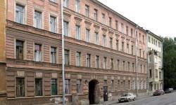 Санкт-Петербург, Дегтярный переулок, 6