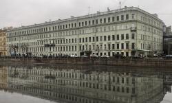 Санкт-Петербург, набережная Фонтанки, 51-53