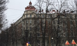 Санкт-Петербург, улица Кронверкская, 29