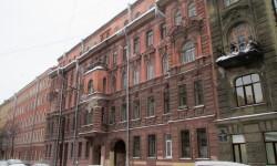 Санкт-Петербург, Лахтинская улица, 30