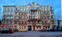 Санкт-Петербург, улица Ленина, 25