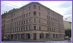 Санкт-Петербург, Пионерская улица, 3