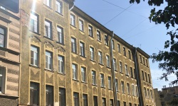 Санкт-Петербург, Полозова улица, 11