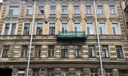 Санкт-Петербург, Поварской переулок, 3