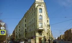 Санкт-Петербург, Суворовский проспект, 34