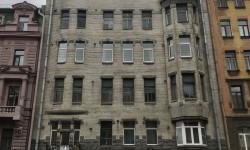 Санкт-Петербург, улица Жуковского, 31