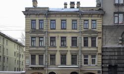 Санкт-Петербург, Лиговский проспект, 72