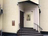 Киев, улица Шота Руставели, 11 и улица Полтавская, 9