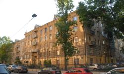 Санкт-Петербург, Таврическая улица, 2