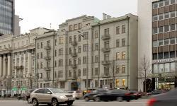 Москва, Зубовский бульвар, 15, строение 1