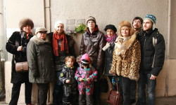 В Москве будут установлены четыре таблички «Последнего адреса»